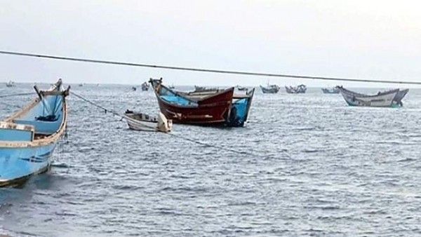 غرق 150 مهاجرا أفريقيا قبالة سواحل رأس العارة في محافظة لحج